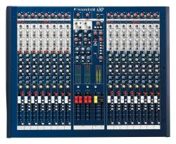 Микшерный пульт SOUNDCRAFT LX7ii-16