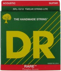 Струны DR STRINGS RPL-10/12