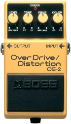 Гитарная педаль овердрайв/дисторшн BOSS OS-2 Overdrive/Distortion