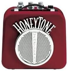 Комбоусилитель DANELECTRO N10 Burgundy Honey Tone Mini Amp