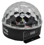 Световой прибор LANLING LXG115 RGB LED Crystal Disco Ball Li
