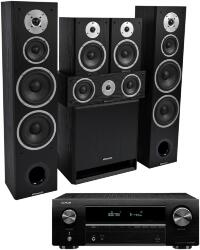 Домашний кинотеатр MT-Power Performance + Denon AVR-X550BT