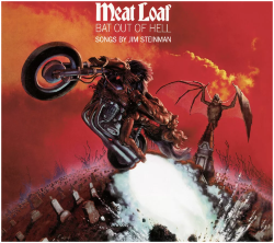 Виниловая пластинка Meat Loaf. Bat Out Of Hell