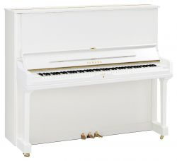 Фортепиано Yamaha YUS3 Polished White