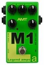 Педаль AMT Electronics M-1 Legend Amps