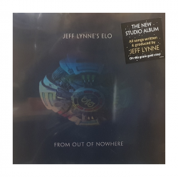 "Виниловая пластинка Jeff Lynne's ELO - ""From Out Of Nowhere"" (2019) Gold"