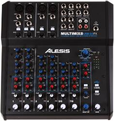 USB-микшерный пульт ALESIS MultiMix 8USB FX