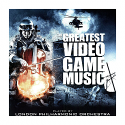 Виниловая пластинка LONDON PHILHARMONIC ORCHESTRA - THE GREATEST VIDEO GAME MUSIC (2 LP, 180 GR)