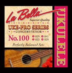 Струны LA BELLA Set 100 Tenor/Concert