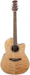 Гитара OVATION CS24P-4Q CELEBRITY STANDARD PLUS MID-CUTAWAY, QUI
