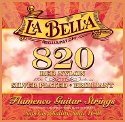Струны LA BELLA 820 Flamenco