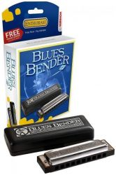 Губная гармошка HOHNER BLUES BENDER F