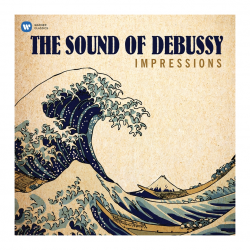Виниловая пластинка VARIOUS ARTISTS - IMPRESSIONS - THE SOUND OF DEBUSSY (180 GR)