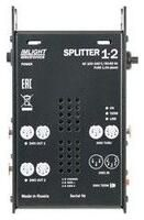 Блок усиления сигнала DMX-512 IMLIGHT SPLITTER 1-2