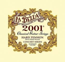Струны La Bella 2001H 2001 Hard