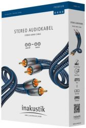 Кабель межблочный In-Akustik Premium Audio Cable RCA 1.5m