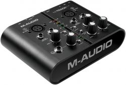 Аудиоинтерфейс M-AUDIO MTrack Plus II