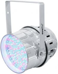 Прожектор Eurolite LED PAR-64 RGBA spot , alu, 10mm