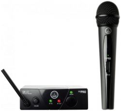 Радиосистема AKG WMS40 Mini Vocal Set BD ISM1 (863.100)