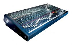 Микшерный пульт SOUNDCRAFT LX7ii 16